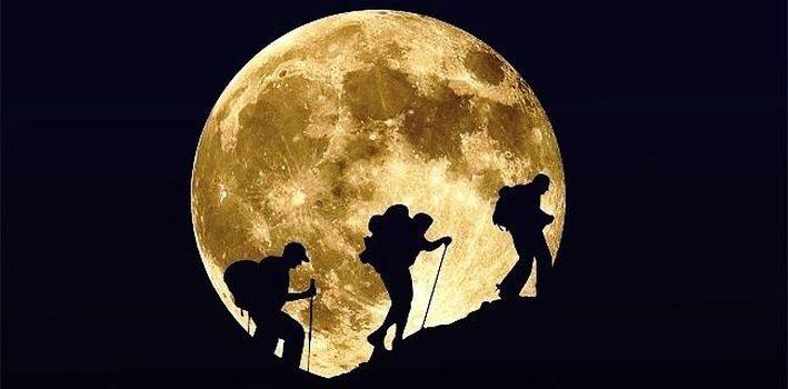 Sul Monte di Brianza nella notte del solstizio