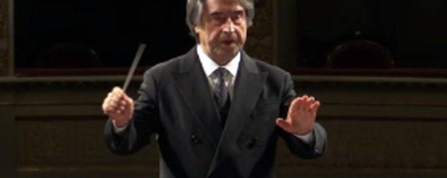 Dedicato a Bergamo, concerto del maestro  Riccardo Muti.