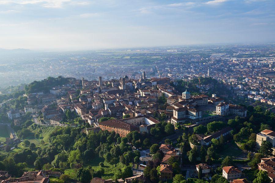 Luoghi del cuore, Bergamo per ora è terza