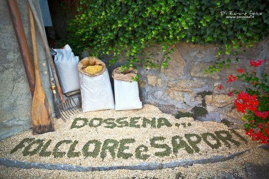 A Dossena un percorso tra folclore e sapori