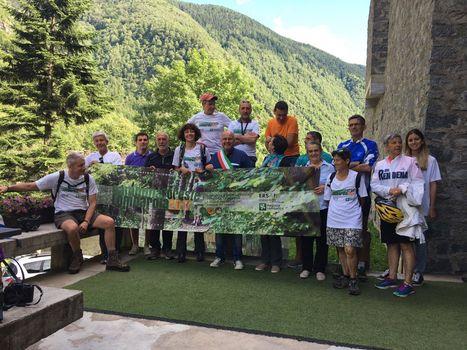 """Cammina Foreste Lombardia: """"Scommessa vinta"""""""