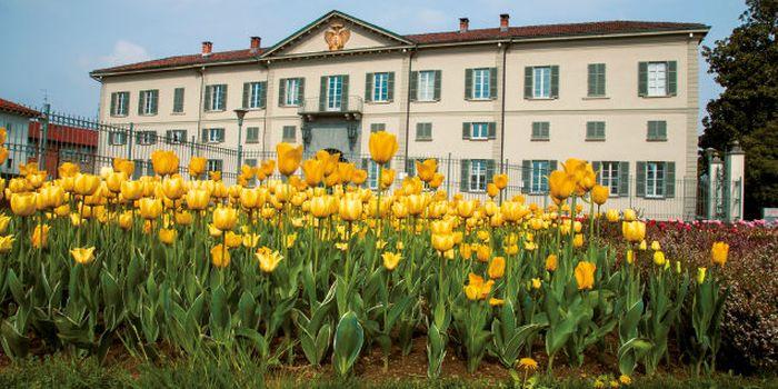 Arte floreale e benessere alla Fondazione Minoprio