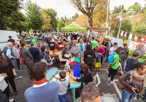 Una domenica con L'Eco café e la Millegradini