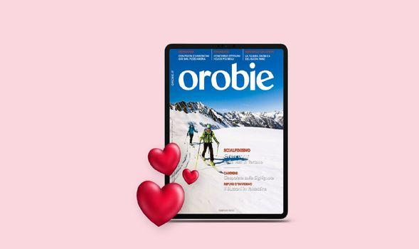 A San Valentino Orobie fa «La coppia perfetta!»