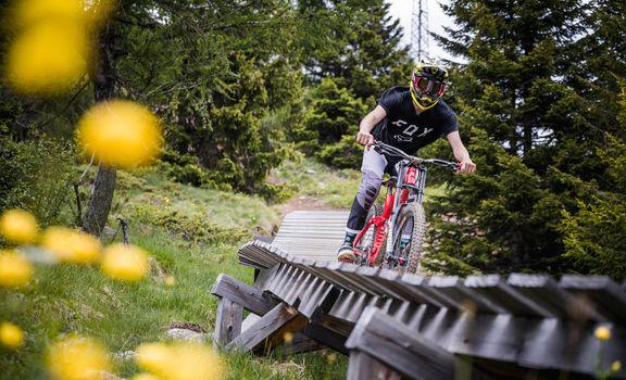 BikePark Tonale, prorogata l'apertura