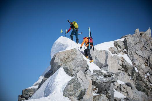Definito il tracciato dell'Adamello Ski Raid