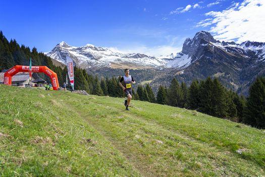 Due appuntamenti con la corsa in montagna