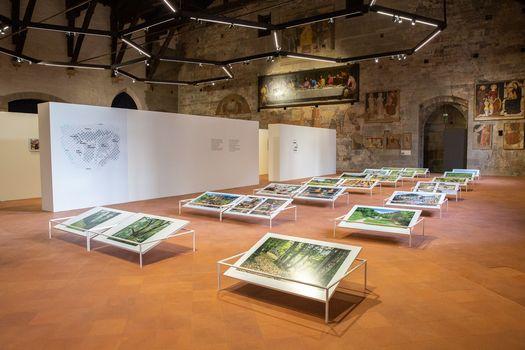 Visitiamo la mostra Segni e sogni d'alpe a Bergamo