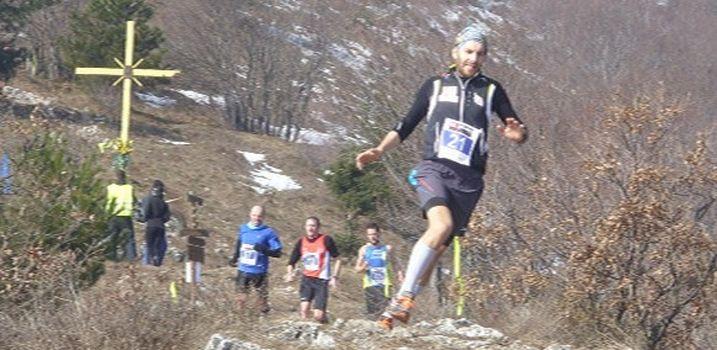 3 santi trail, sfida in quota a Nave