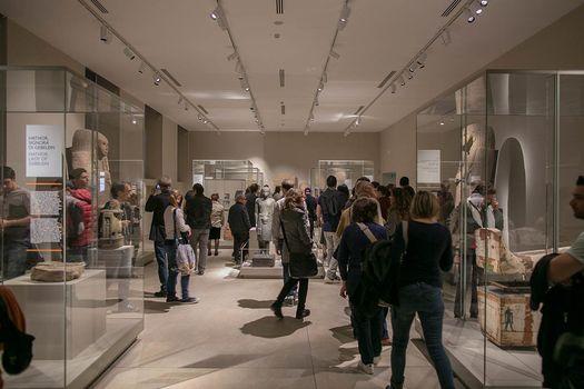 Weekend di Festa europea per i musei