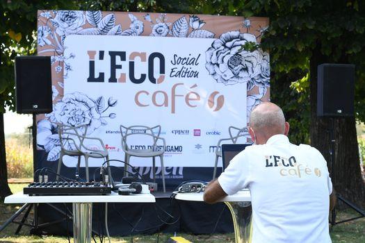 Orobie a Scanzorosciate con L'Eco café