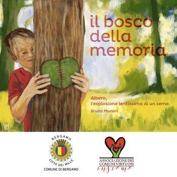 Covid, a Bergamo un Bosco della memoria