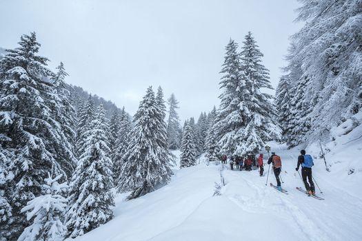 Sicurezza sulla neve, con le guide in valle Chiavenna