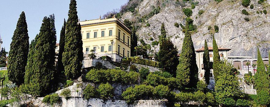 Ville del lago di Como da visitare e sostenere
