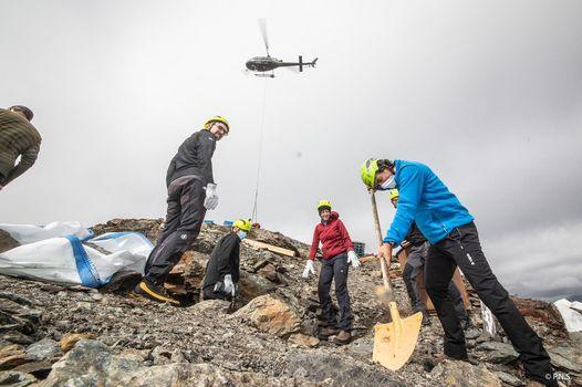 Monte Scorluzzo, divieto di accesso per lavori