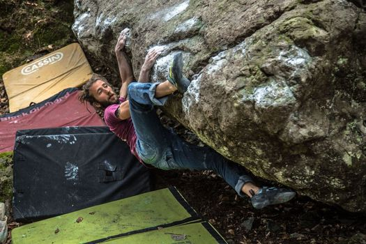 Gerolasass, un nuovo appuntamento con l'arrampicata