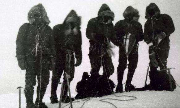 Il grande alpinismo a Monti Sorgenti