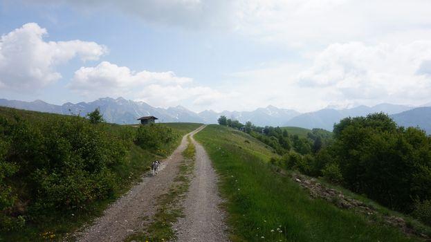 Escursione all'Alpe Giumello