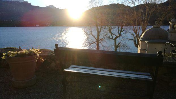 Una visita al giardino di Villa Carlotta nella veste invernale