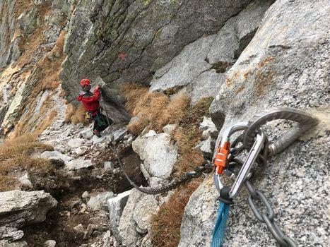 Arrampicata ed escursioni gratuite con le guide alpine
