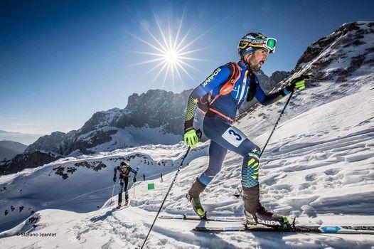 I Campionati italiani di sci alpinismo