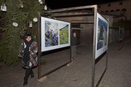 Così Pio Rota ha fotografato il varo della mostra