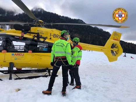 Incidenti in montagna, tragedia al colle Vareno