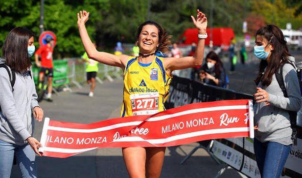 Storie di sport, Maria Righetti