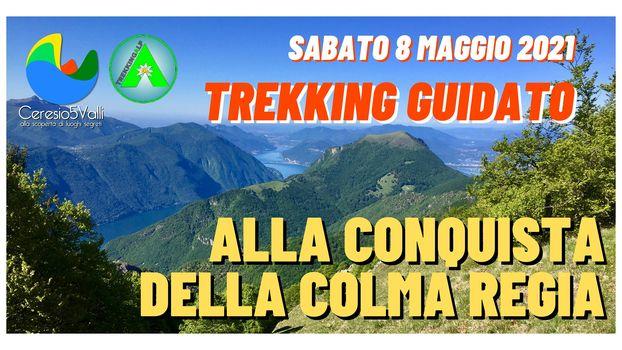 Sabato escursione alla Colma Regia