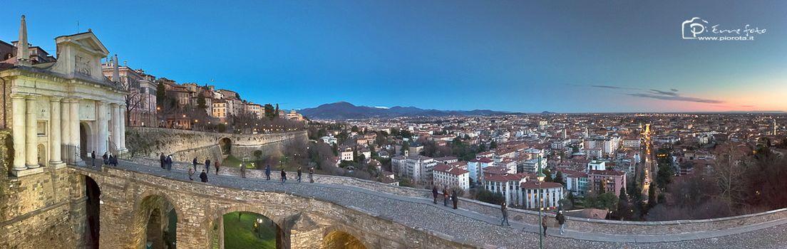 Omaggio a Bergamo