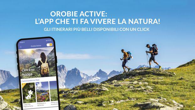 Itinerari, Regione Lombardia e Orobie insieme