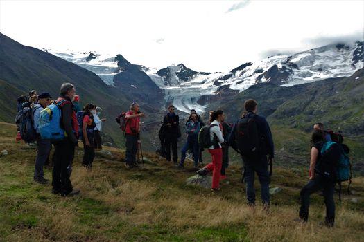La Carovana dei ghiacciai ai Forni e allo Sforzellina