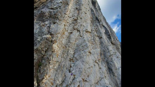 26.06.2021: Climbing in Cornagera