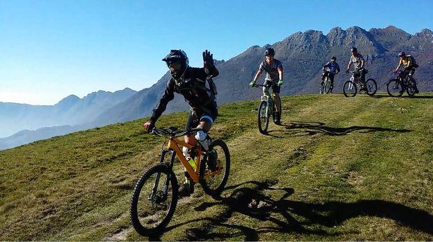 Mtb, pedalare e mangiare in Valle Imagna