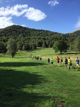 Trail e camminata domenica al monte Palanzone