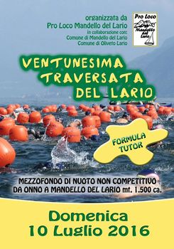21^ TRAVERSATA DEL LARIO