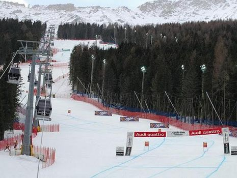 La Coppa del mondo di sci torna a Santa Caterina Valfurva