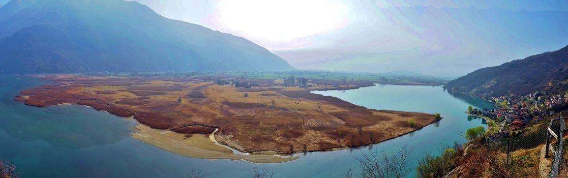 Nuova via per il trekking in Valchiavenna