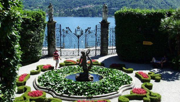 Lunga stagione a Villa Carlotta!