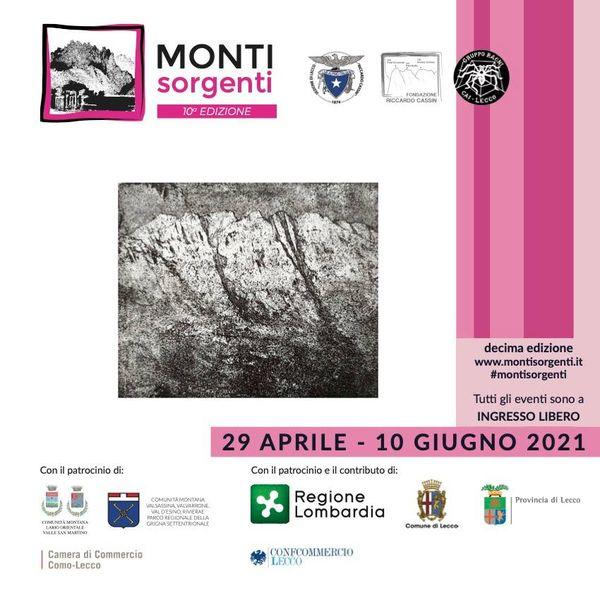 Tre celebri vie in Grigna per l'apertura di  Monti Sorgenti 2021