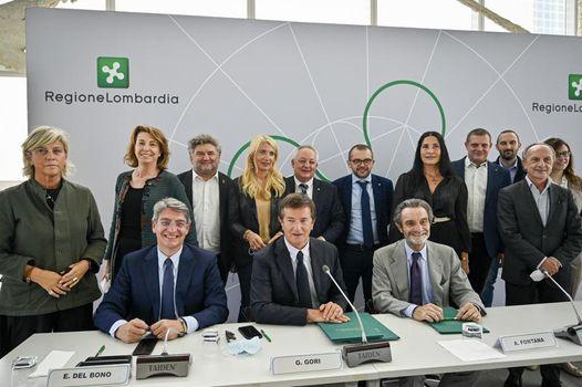 Capitale della cultura, firmato il protocollo con la Regione