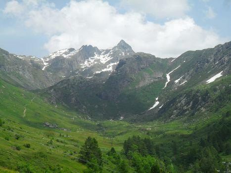 Due passi in Val Biandino
