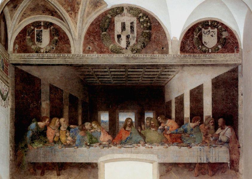 Milano, riapre il Cenacolo