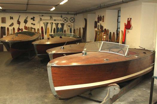 Visite virtuali al museo della Barca Lariana