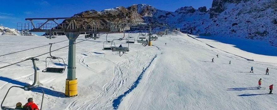 Sci, Regioni alpine pronte
