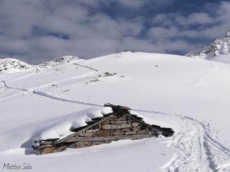 Tra montagne innevate e antiche vie il weekend di Orobie