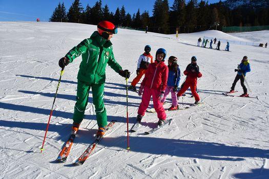 Indennizzi per scuole e maestri di sci