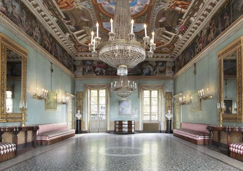 Bergamo, palazzo Moroni diventa un bene Fai