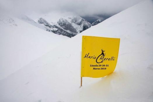 Mario Merelli c'è, a Lizzola finali di sci alpinismo