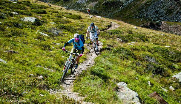 Bormio 360 Adventure Trail, itinerario da sogno in alta Valtellina